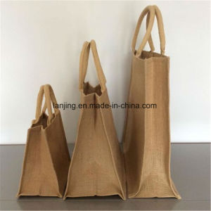 Bw165 Wholesale Jute Small / Medium / Large Gunny Jute Bags pictures & photos