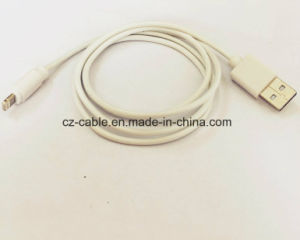 Data Cable for iPhone, USB 2.0 a to Micro pictures & photos