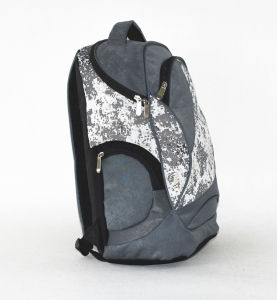 Nice Pattern Fabric Outdoor Sport Travel Backpack in Good Quality pictures & photos