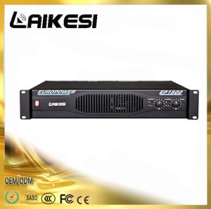 2017 New Model Ep2500 500W Outdoor Power Amplifier pictures & photos