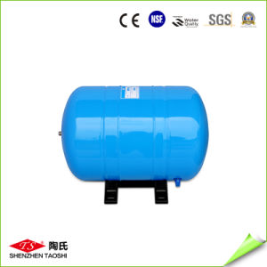 Horizontal Stainless Steel Water Tank for Filtration Plant pictures & photos