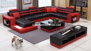 2017 Home Furniture Living Room Sectional (LZ-3316) pictures & photos