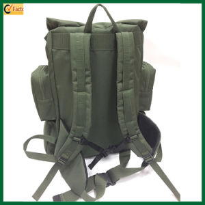 Green High-Capacity Military Backpack for Wholesale (TP-BP207) pictures & photos