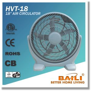 """18"""" Air Circulator Fan/Turbo Fan with Big Air Flow pictures & photos"""