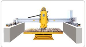 High Speed Bridge Saw with Laser Guide for Cutting Slab Accurately pictures & photos