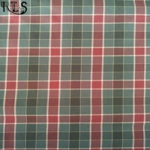 100% Cotton Poplin Woven Yarn Dyed Fabric for Shirts/Dress Rls50-29po