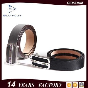 Custom Brand Designer Luxury Belt Genuine Cowhide Leather Men Belts pictures & photos