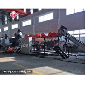 HDPE Film Washing Recycling Line pictures & photos