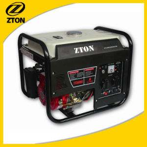 3000W 220V Electricity Gasoline Generator with AVR pictures & photos
