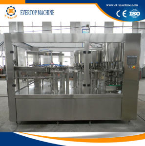 Automatic Bottled Pure Water Filling Machine/Line/Equipment pictures & photos