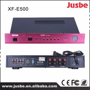Xf-E500 4 Output Professional Power Tube Amplifier pictures & photos