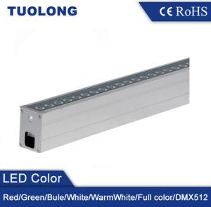 6063 Extruded Aluminum IP67 Customized Length Linear LED Inground Light 36W LED Uplighting pictures & photos