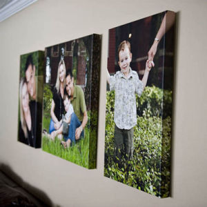 Wholesale Digital Canvas Printing Services Custom Photo pictures & photos