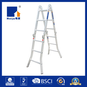Six-Joint Multi-Purpose Aluminum Ladder pictures & photos