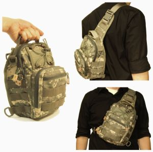 Sport Pack Daypack Shoulder Backpack for Camping, Hiking, Trekking pictures & photos