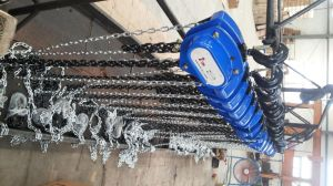 Manual Chain Block, Lifting Chain Hoist pictures & photos