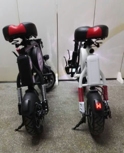 400W Electric Tricycle with 36V 11ah pictures & photos