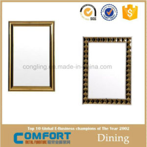 Wholesale Home Decor High Quality Art Wall Mirror Modern Round Mirror