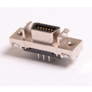 1.27mm 180 DIP SCSI Cen-Type Female Connector pictures & photos