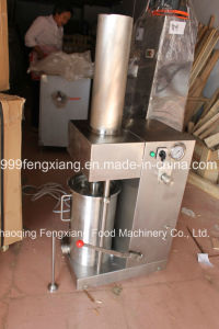 GS-12 Mini Hydraulic Sausage Filler, Sausage Stuffing Machine, Sausage Making Machine pictures & photos