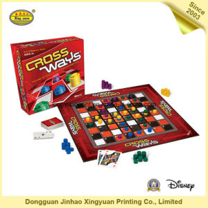 Custom Printing Paper Puzzles/ Board Game /Toy
