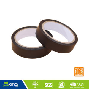 Packing Brand Latest Design Black PVC Insulation Tape pictures & photos