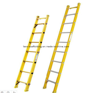 Fiberglass Straight Ladder Step Ladder pictures & photos