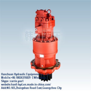 China Export Kawasaki Hydraulic Swing Motor for Excavator (M2X63CHB-13A-67\255) pictures & photos