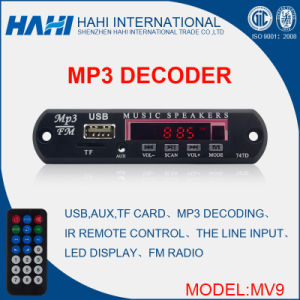 Wholesale MP3 Decoder Board (MV9) pictures & photos