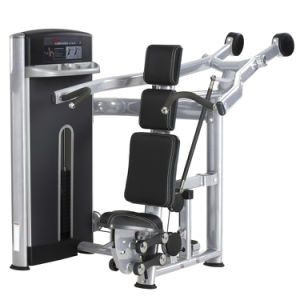 Seated Shoulder Press Commercial Fitness Body Building Gym Machines pictures & photos