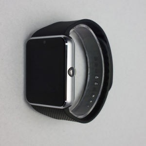 Android Smart Watch Gt08 Clock with SIM Card Slot Push Message Bluetooth Connectivity Phone Better Than Dz09 Smartwatch pictures & photos