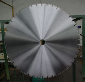 800mm Diamond Natural Stone Cutting Saw Blade with Double U Segment pictures & photos