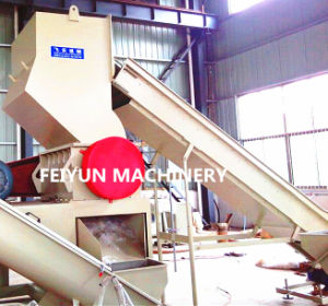 Plastic PP/PE Film Washing Granulation Production Line pictures & photos