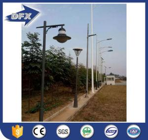 Qingdao Dfx Customized Street Steel Light Lamp Poles pictures & photos