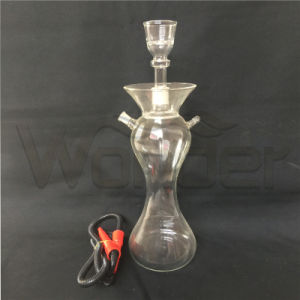 Many Types of Glass Hookahs with LED for Wholesale