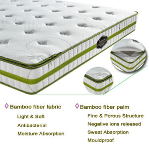 Hot Sale Bamboo Fiber Mattress on Sale pictures & photos