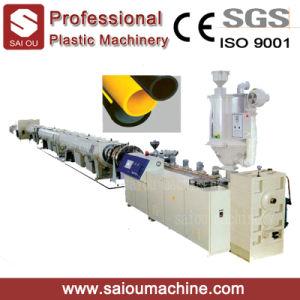 PP PE PVC Plastic Pipe Extrusion Machine pictures & photos