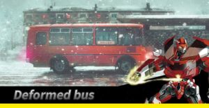 R/C Deformation Bus (License) Toy pictures & photos