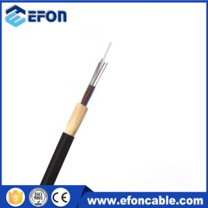 All Dielectric Aramid Yarn Armor Double Jacket Aerial ADSS Fiber Optical Cable pictures & photos