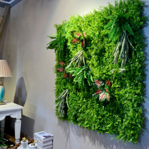 Best Artificial Plant Wall Flowers Wall Wedding Decoration pictures & photos