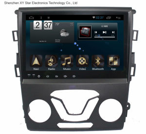 Android 6.0 System 9 Inch Big Screen GPS Navigation for Ford Mondeo 2013