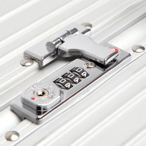 "20"" 24"" 29"" Aluminum Frame Suitcase Travel Set Baggage Luggage Hard Case pictures & photos"
