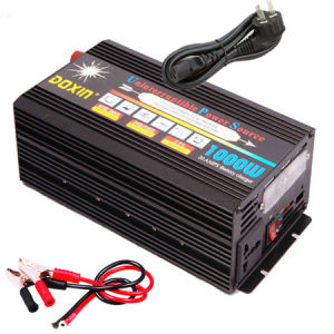 Doxin 1000W Car Power Inverter with UPS&Charger pictures & photos