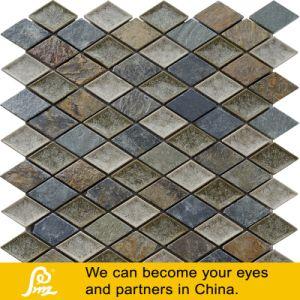Ceramic Mosaic Rhombus Mix (D01) pictures & photos