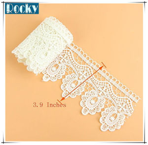 Sewing Lace Trimming Polyester for Bridal Garment