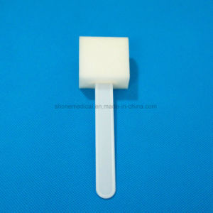 Disposable Various Medical Sponge Stick pictures & photos