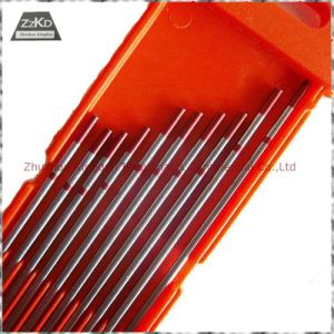 Tungsten Electrodes/Tungsten Heat Elements/Tungsten Welding Electrode pictures & photos