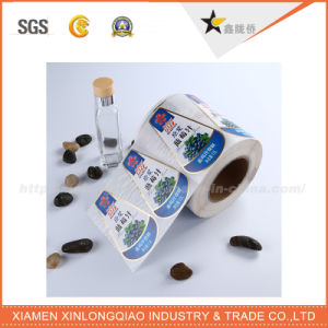 Anti Fake Security Laser Security Holographic Custom Adhesive Hologram Sticker pictures & photos