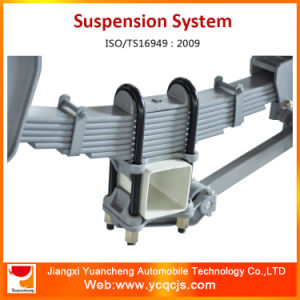 American Style Heavy Trailer Leaf Spring Suspension Kit pictures & photos