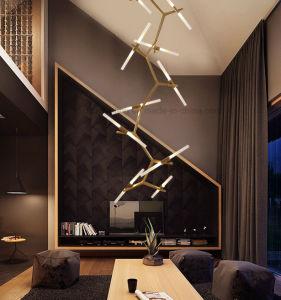 Modern Glass Pendant Light Decorative Hanging Pendant Light Astral Glass Italian Modern Chandelier Light pictures & photos
